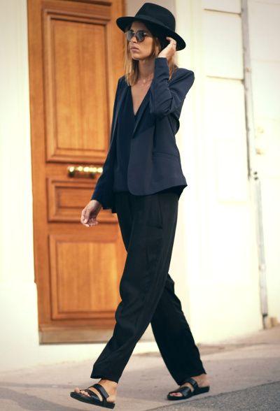 Total look, Boots, Chanel... - Tendances de Mode