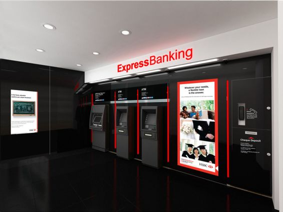 10 Branches Designed To Wow The Digital Banking Consumer Bank Interior Design Showcase Design