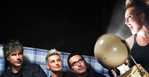 Οι Μπλε live στο Λονδίνο  Πέμπτη 16 Ιανουαρίου 2014 – 19:00 @ The Garage