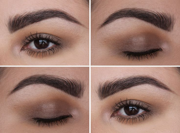 grey cool toned camel makeup look mac uninterrupted satin taupe eyeshadow makeup…