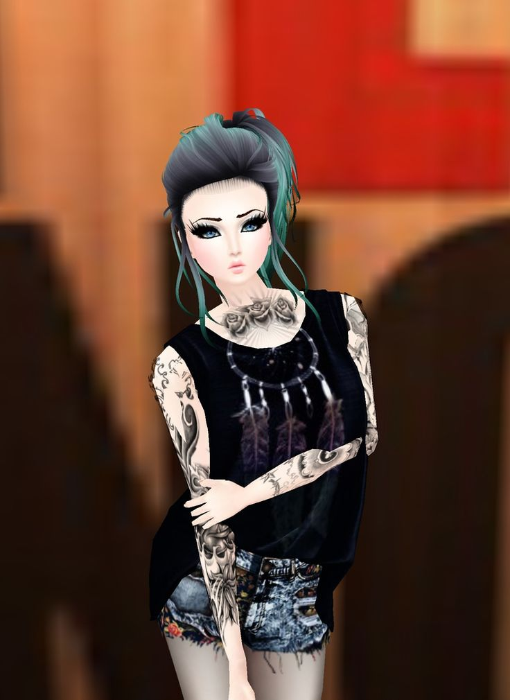 "Captured Inside IMVU - Join the Fun! "":D"