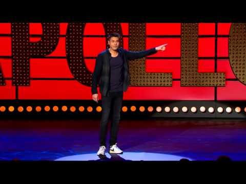 "Danny Bhoy Live at the Apollo ...""I didn't know there was gonna be food..."" :)"