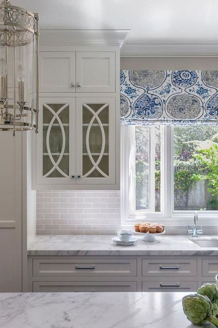 25 Incredible Farmhouse Gray Kitchen Cabinet Design Ideas