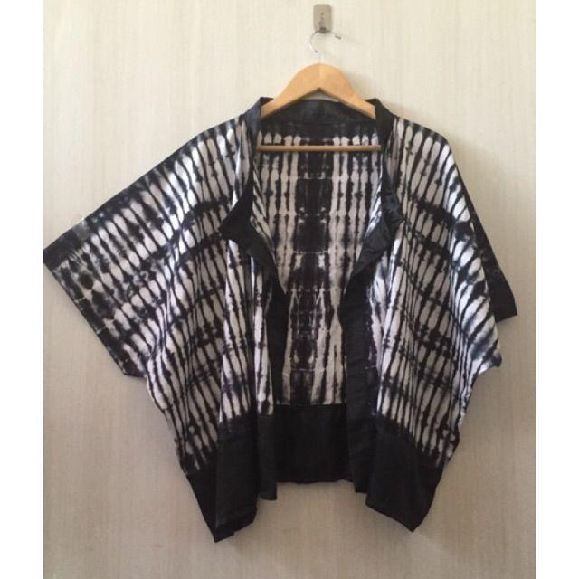 Temukan dan dapatkan Atasan/outer kimono shibori  hanya Rp 98.000 di Shopee sekarang juga! http://shopee.co.id/imanggoethnic/278680987 #ShopeeID