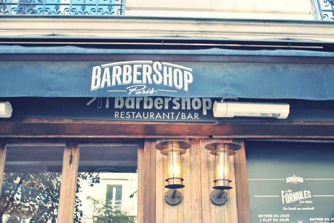 Play like a girl » Bonne adresse : Barbershop
