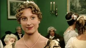 Susannah Harker as Jane Bennet in the 1995 bbc version of 'pride and prejudice'