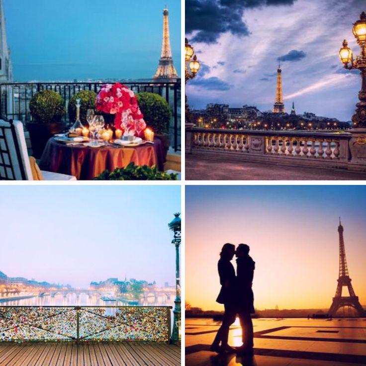 Aşk şehri Paris, balayı tatili deyince ilk akla gelen yerlerden biri. Aşk dolu bir tatil için hemen hazırlıklara başlayın!