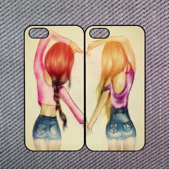 iPhone 5S case,Best Friends
