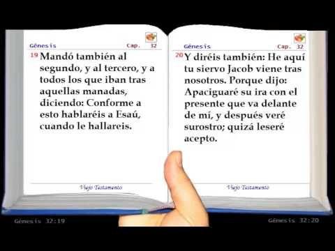 La Santa Biblia Hablada - Genesis Capítulo : 32