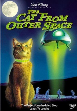 The Cat From Outer Space :: 12 Disney movies you've never seen (but should!) | #BabyCenterBlog  (Great suggestions in the comments, too!)