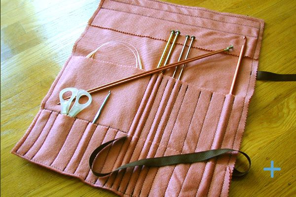 72 best images about knitting needle case on pinterest