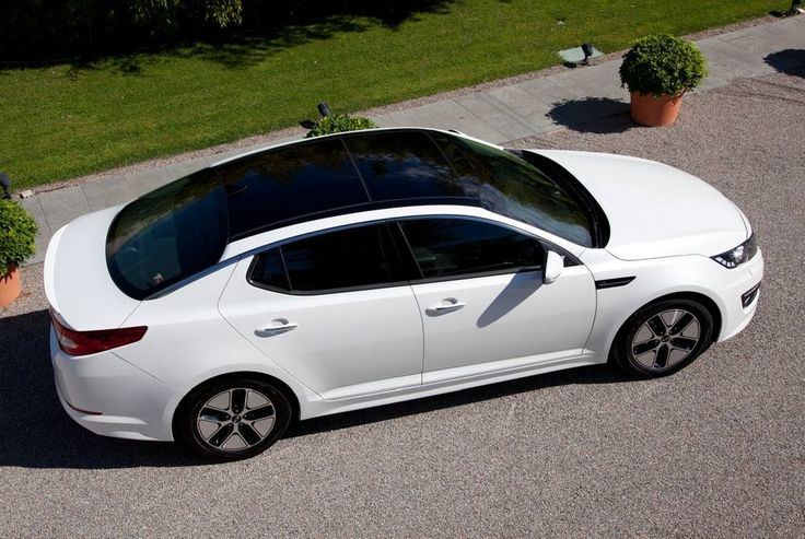 2013 Kia Optima. Falling more and more in love with this car!