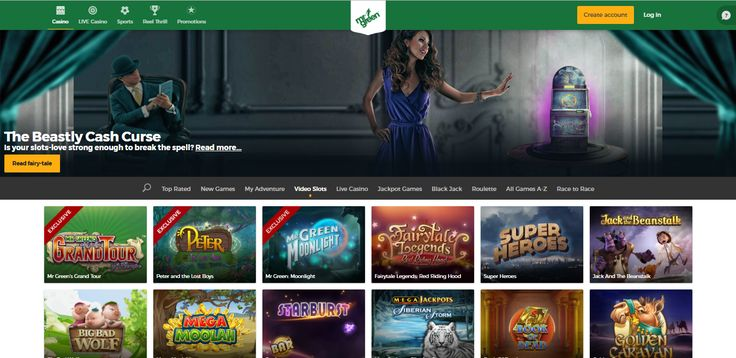 ✓ Established in 2000 ✓ More than 400 casino games and slots ✓ Live casino, Mobile casino ✓ C$100 Welcome bonus