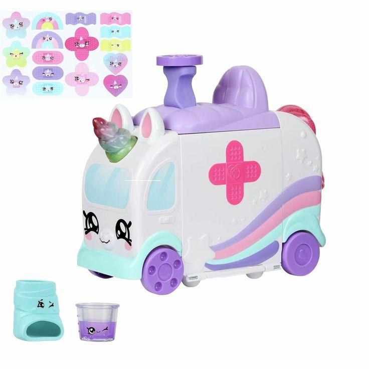 Buy kindi kids unicorn ambulance play set playsets and
