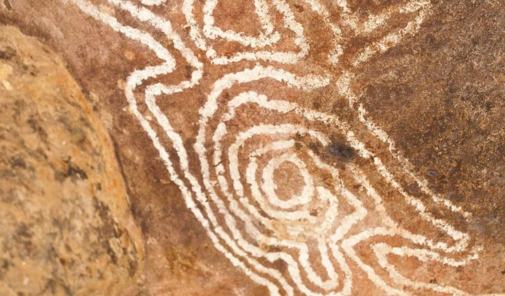 Mulgowan Aboriginal Art Site Track, Gundabooka National Park. Photo: David Finnegan/NSW Government