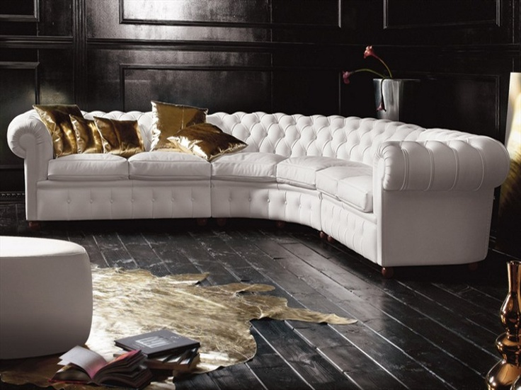 Upholstered corner sofa Senjor Collection by VALDICHIENTI