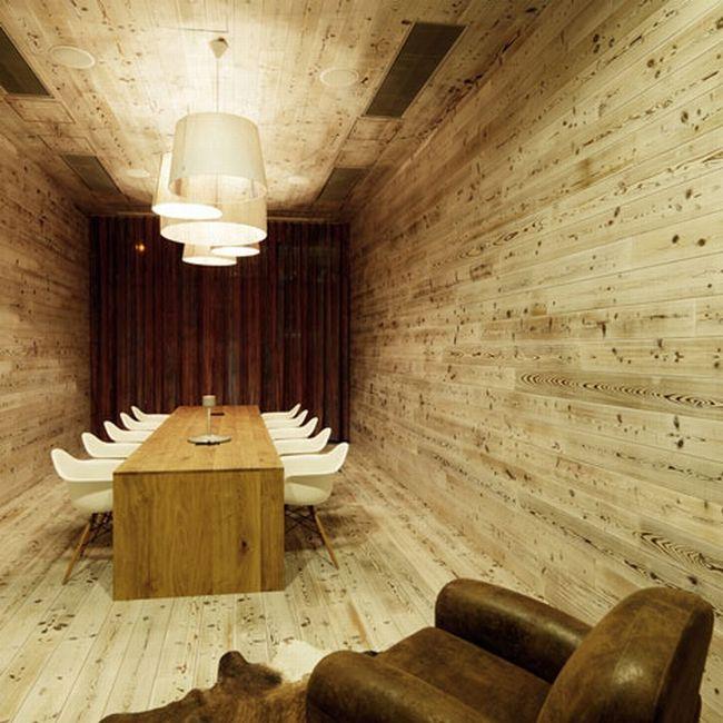 Drewno we wnętrzu czy może lepiej drewniane wnętrze?;] zobacz jak wygląda siedziby firmy Microsoft w Wiedniu i zainspiruj się! Zapraszam na nowy wpis na blogu Pani Dyrektor - kreatywne przestrzenie biurowe i mnóstwo inspiracji czeka!