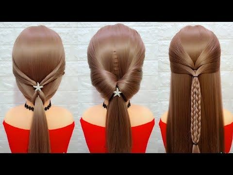 Easy Hair Style for Long Hair | TOP 26 Amazing Hairstyles Tutorials Compilation …