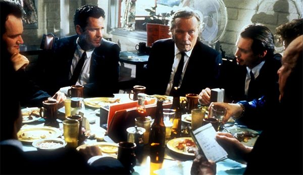 Cães de Aluguel, Reservoir Dogs, Madonna Speech, Tarantino, Filmes, Movies