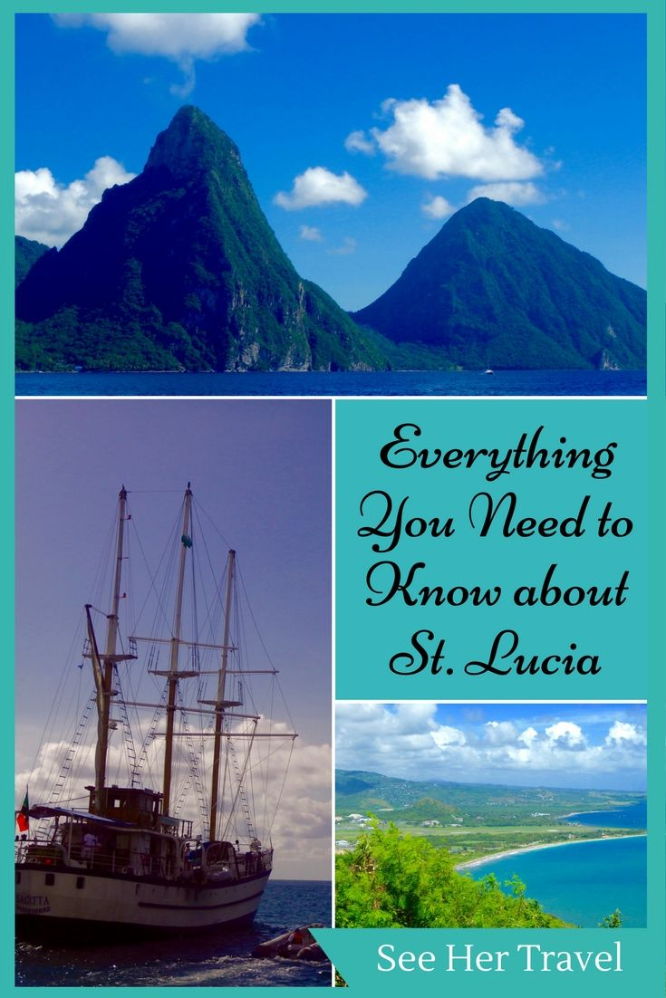 Saint Lucia is one of the Caribbean's best places to visit, by far! It's beautiful, chill, has both mountains and beaches, and has great food! This quick travel guide will help you plan your trip to St Lucia with travel tips, accommodations recommendations, and alternative ways to explore the island.