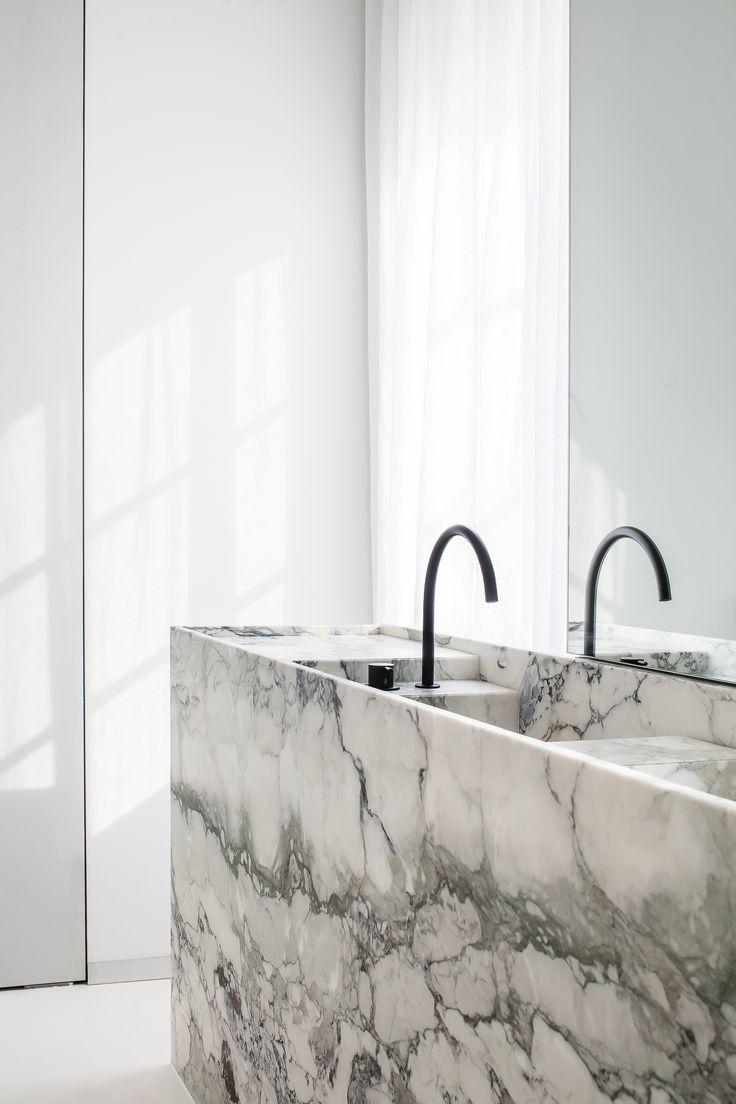 Die besten 25 badezimmer naturstein ideen auf pinterest - Badezimmer naturstein ...