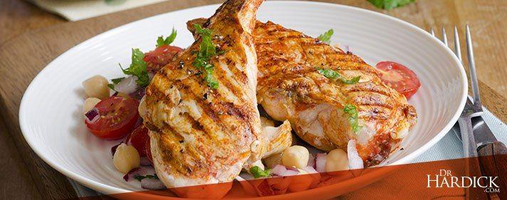 Moroccan Chicken Wide