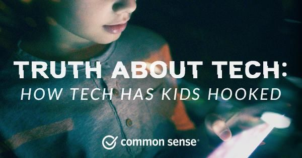 """Common Sense Partners with the Center for Humane Technology; Announces """"Truth About Tech"""" Campaign in Response to Escalating Concerns About Digital Addiction 
