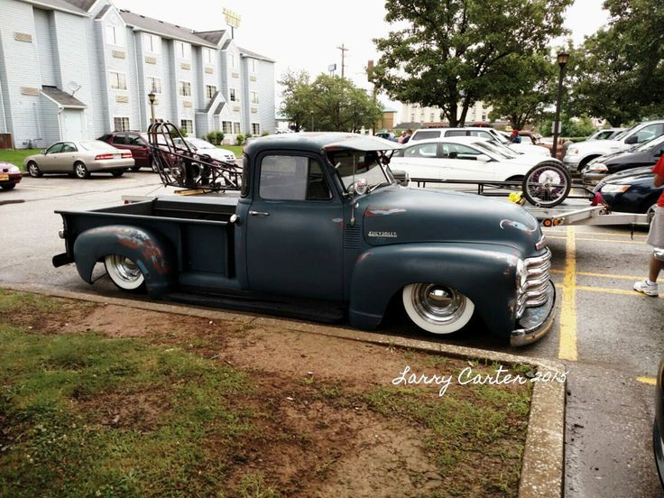 daily driver chevy advanced design pickup truck long bed over wide white walls wrapped around. Black Bedroom Furniture Sets. Home Design Ideas