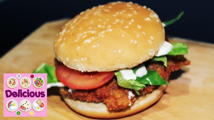 Homemade Tendercrisp Chicken Recipe - How to Make Tendercrisp Chicken Bu...