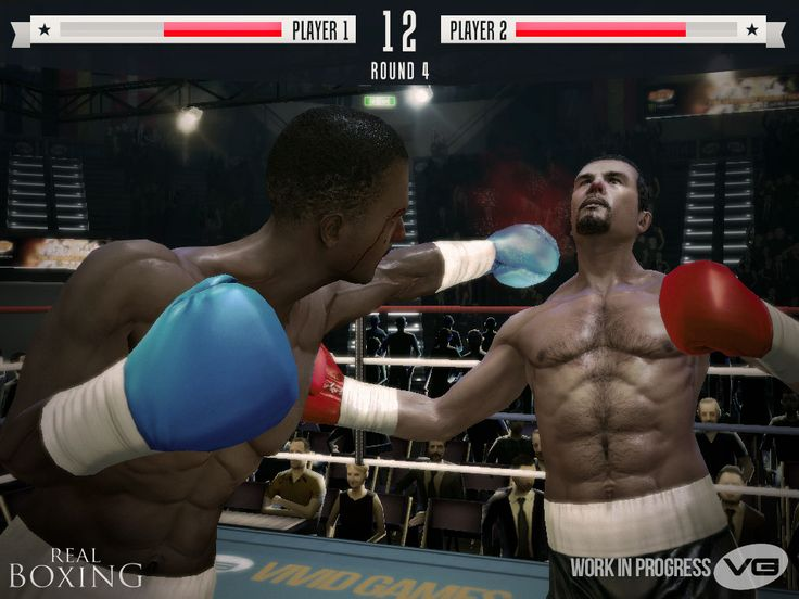Are you a fan of sport boxing or you are fond of this sport? If you are, than the game Real Boxing is only for you.