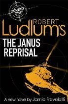 Robert Ludlum's The Janus Reprisal (Covert One) Jamie Freveletti, Robert Ludlum. Jon Smith is attending a W.H.O. conference in The Hague on infectious diseases and wakes in his hotel room to find a man aiming a gun at him. Smith neutralizes the shooter, and finds three pictures in the assassin's pocket: one of an unknown woman, one of Peter Howell, his friend and a former agent with Britain's MI6, and one of him. When Smith tries to leave the hotel, he encounters a second group of terrorists
