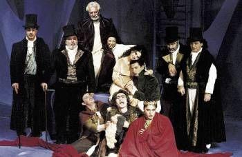 «Τρικυμία» στο «Αμφι-Θέατρο» | ΠΟΛΙΤΙΣΜΟΣ | ΡΙΖΟΣΠΑΣΤΗΣ