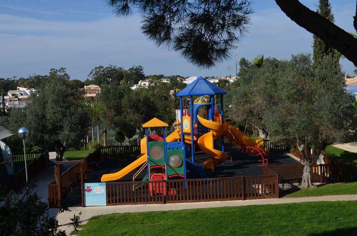 playground, alto da colina, albufeira, algarve