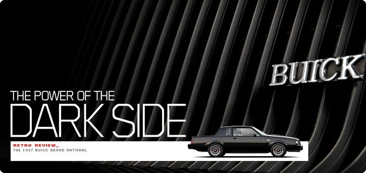 motivemagazine.com - Motive Retro Review: 1987 Buick Grand National