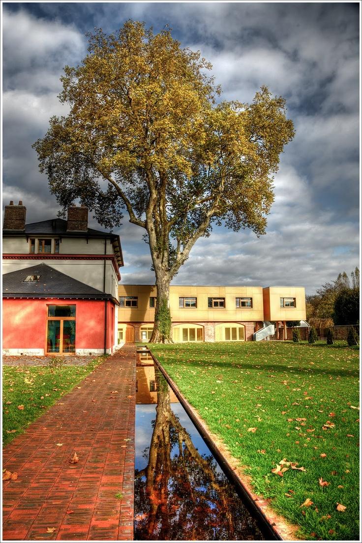 Résidences d'artistes à la Villa Calderón de #Louviers