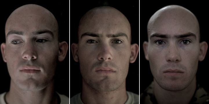 More Portraits of Soldiers Before, During, and After War + Interview