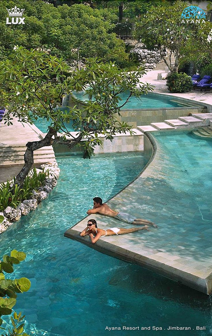 The Awardwinning AYANA Resort And Spa Bali Is A Worldclass - Where is bali located