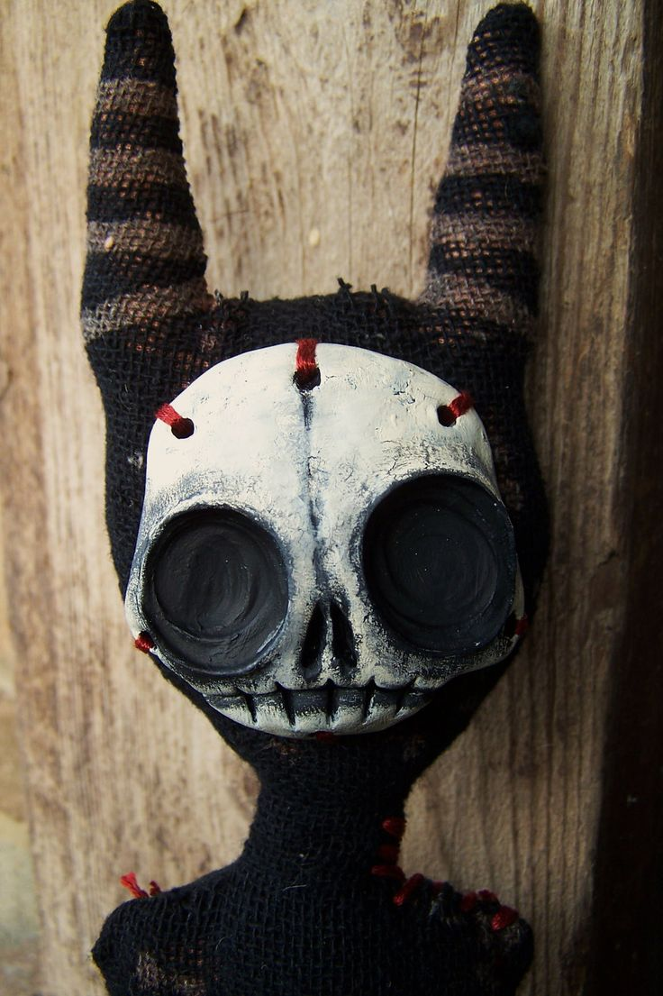 Goblin doll by Macabre