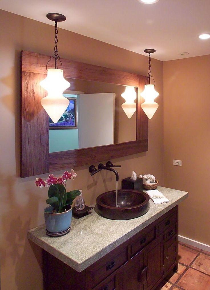 Bathroom Copper Vessel Sink