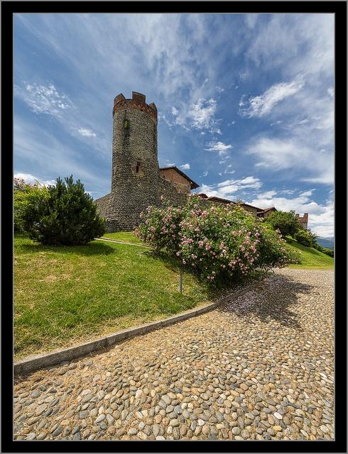 Ricetto di Candelo, #Biella, Piemonte