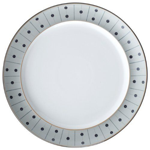 Denby Amethyst Stone Wide Rimmed Dinner Plate by Denby. $41.95. Amethyst stone wide rimmed dinner plate. Material: stoneware. Dishwasher, microwave, oven and freezer safe. Strong, durable and chip-resistant. Each piece of pottery is painstakingly glazed by skilled craftsman. Amethyst is Denby's latest pattern to debut on the modern 'Helium' shape and will be the first one to be decorated. This shape features softer and more contemporary lines while maintaining ...