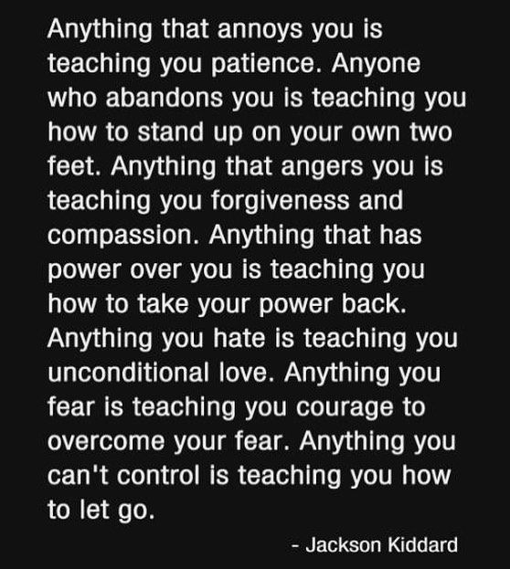 Always strive for positivity  because there are SO MANY that want to tear you down, pick you apart, and want to see you fail. Rise above with your head held high knowing that your past, mistakes and trials do not define you, they are building a better you.