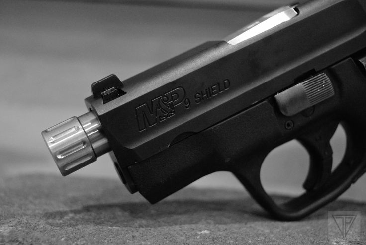 Thread Protector and Viton O-Ring included with each M&P Shield threaded barrel purchase