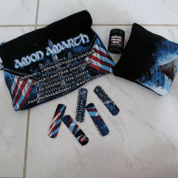 Amon Amarth Mosh Pit Boo-Boo Kit DIY Folk Metal by DarkStormDesign on Etsy