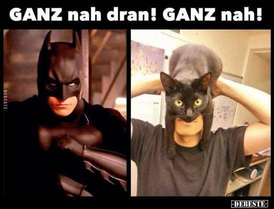 Lustig Pinner | GANZ nah dran! GANZ nah!….#lustig#bilder#witze#haha