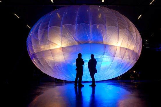 Balon Internaet Google Akan Mengudara di India | Desa Pamalayan