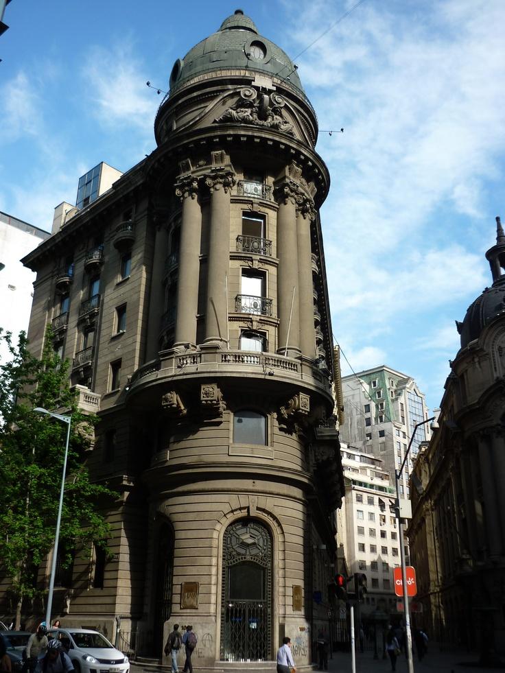 Bolsa de Comercio, Santiago, Chile