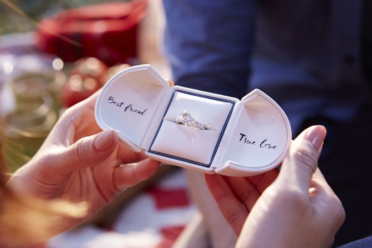 One diamond for your best friend. One diamond for your true love. One ring forever. Ever Us.
