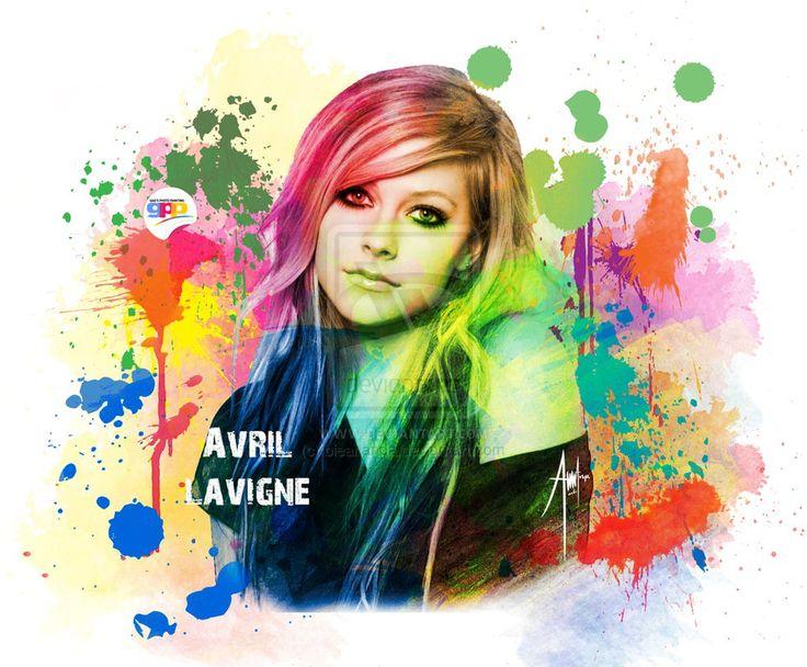 Avril Lavigne In GPP by bieananda