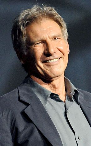 Gramps? Harrison Ford (born July 13, 1942) / Some men get better with age and Harrison Ford is one of them! He was adorable as Hans Solo in Star Wars, captivating as Indiana Jones, and convincing as president in Air Force One. From the 60s to today, Ford has attracted audiences with his talent and charisma.